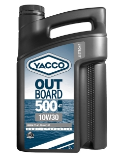 OUTBOARD 500 4T 10W30