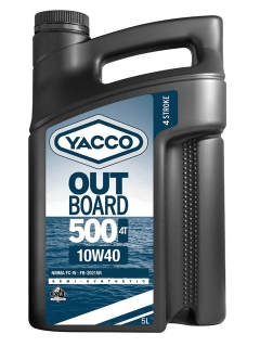 OUTBOARD 500 4T 10W 40