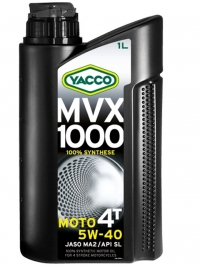 MVX 1000 4T 5W40