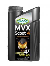 MVX SCOOT 4 10W40