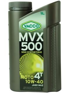 MVX 500 4T 10W40