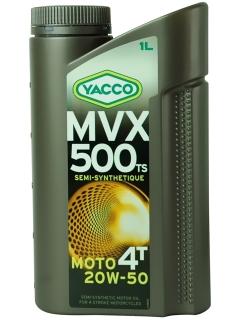 MVX 500 TS 4T 20W50