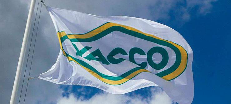 флаг Yacco